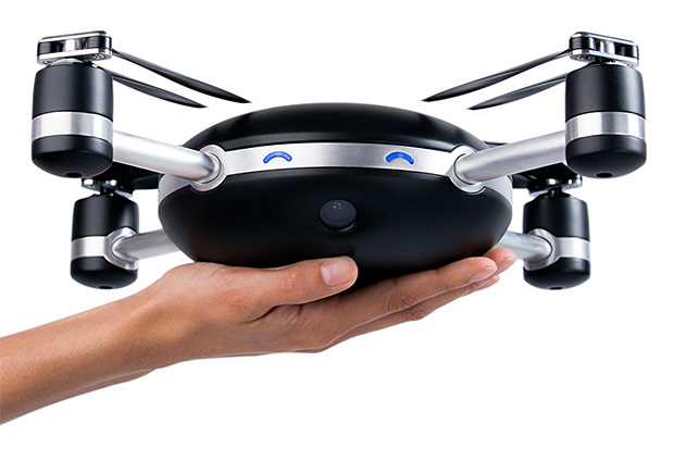 Lily Drone at werd.com