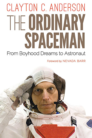 The Ordinary Spaceman: From Boyhood Dreams to Astronaut at werd.com