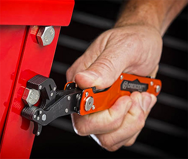 Crescent Flip and Grip Multi-Tool at werd.com