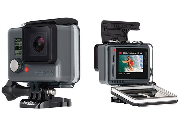 GoPro Hero+ LCD at werd.com