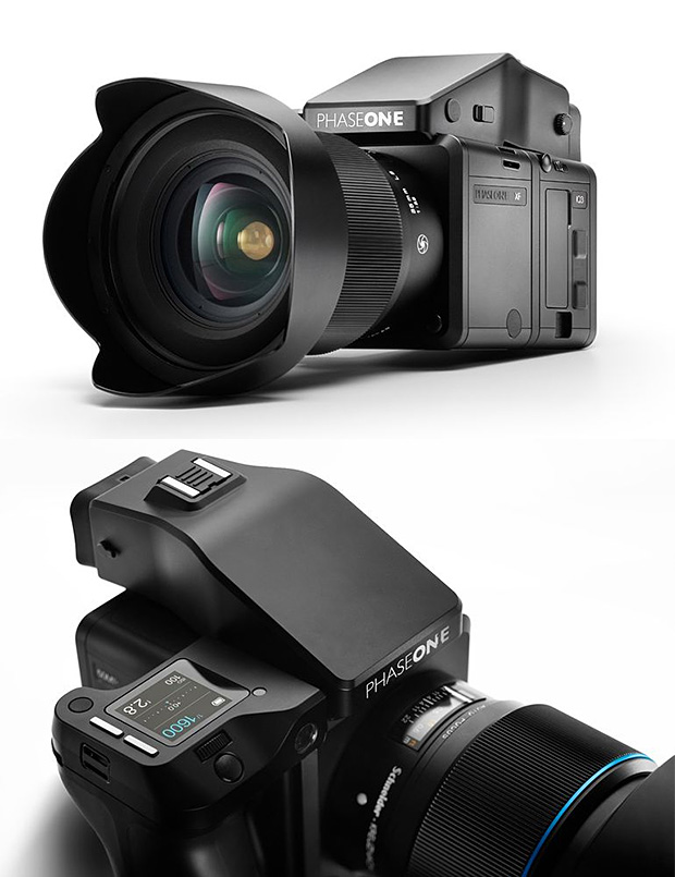 Phase One XF at werd.com