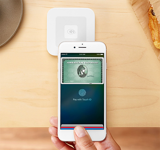 Square Apple Pay-Ready NFC And Card Chip Reader | werd.com