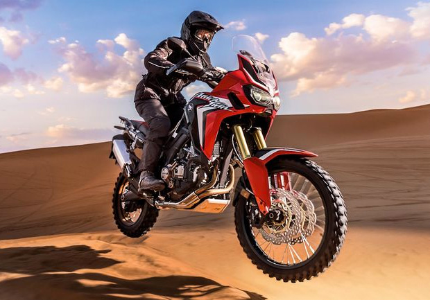 2016 Honda Africa Twin at werd.com