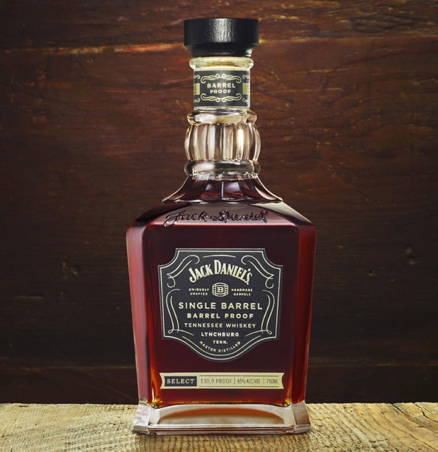Jack Daniel's Barrel Proof Whiskey at werd.com