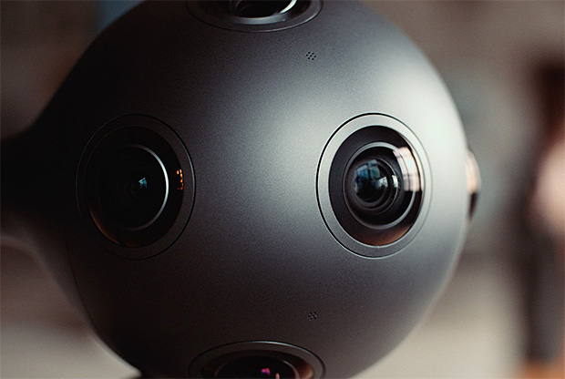 Nokia OZO at werd.com