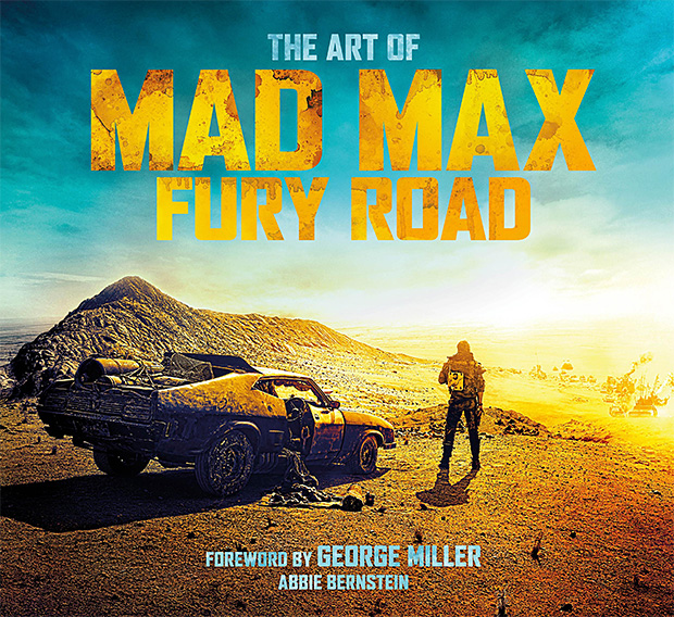 The Art of Mad Max: Fury Road at werd.com