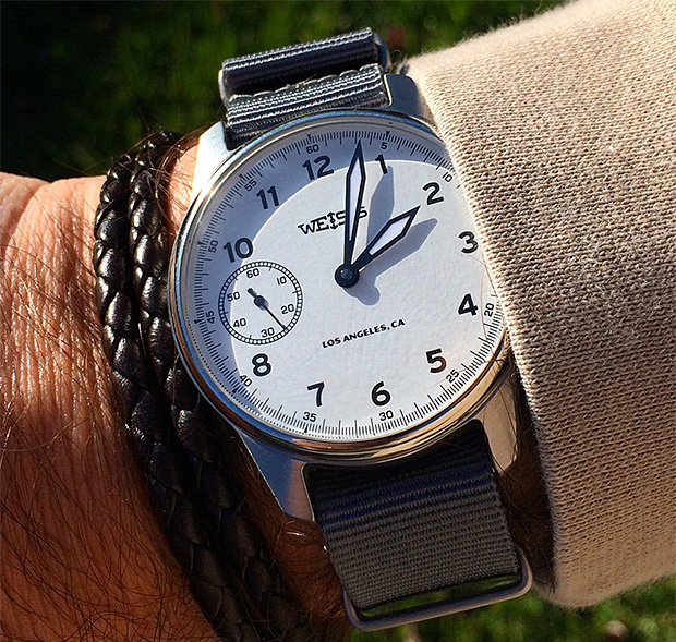 Weiss Watch Company at werd.com