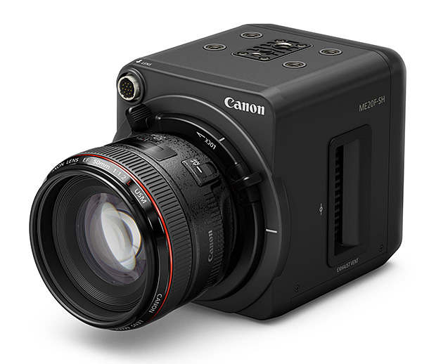 Canon ME20F-SH at werd.com