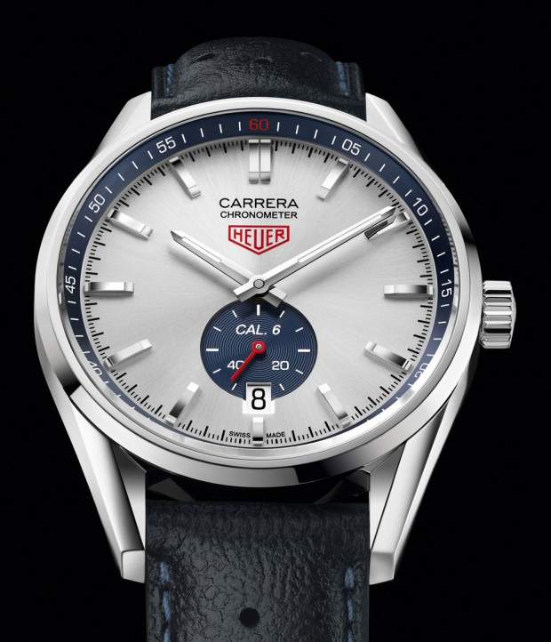 TAG Heuer Carrera Calibre 6 Chronometer at werd.com