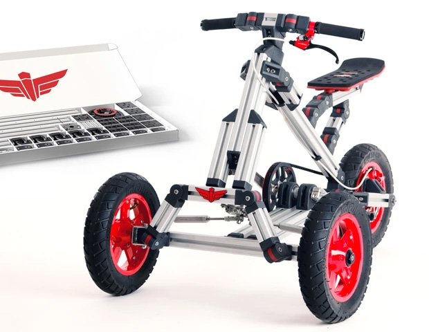 Infento Real Constructible Rides at werd.com