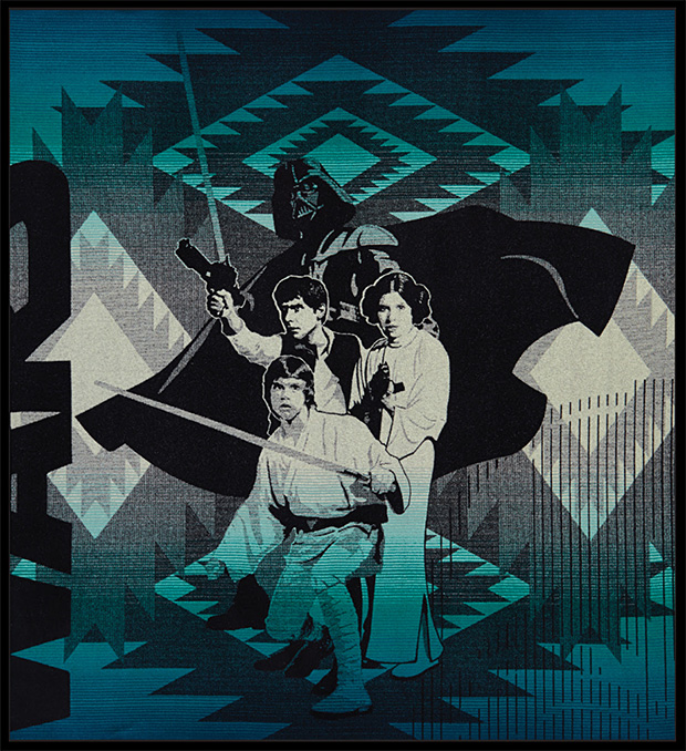 Pendleton Star Wars Wool Blankets at werd.com