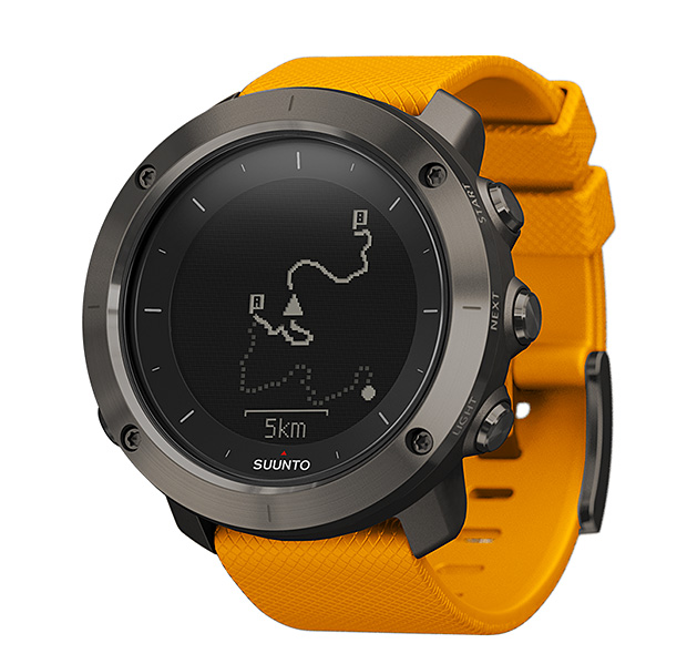 Suunto Traverse at werd.com