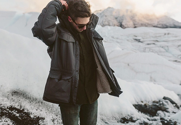 The Bison Insulated Jacket at werd.com