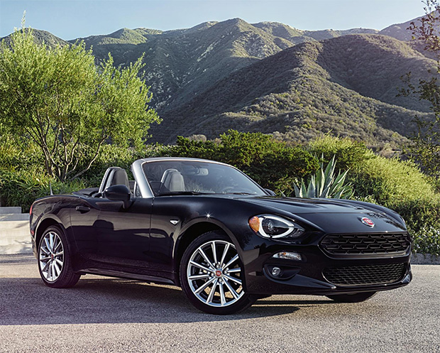 2017 Fiat 124 Spider at werd.com