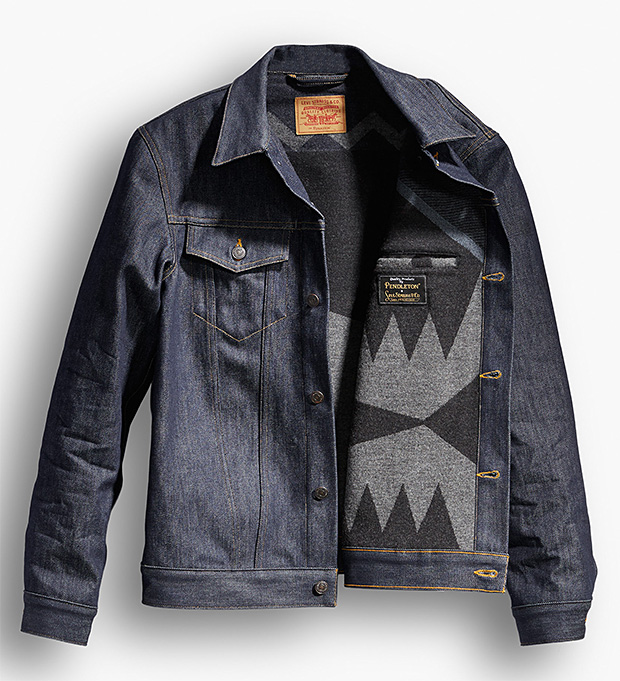 Levi's x Pendleton Fall 2015 Collection at werd.com