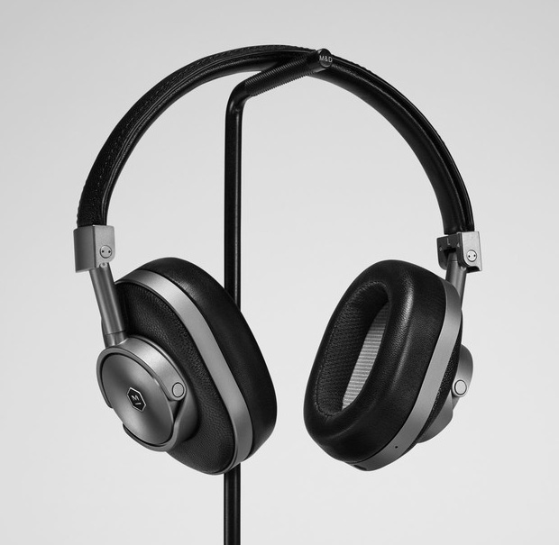 Master & Dynamic Wireless Over Ear Headphones at werd.com