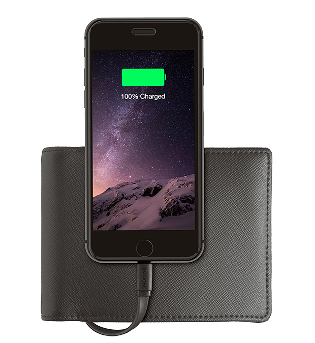Nomad Wallet for iPhone at werd.com
