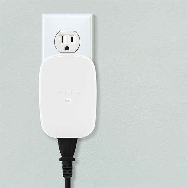 Nyrius Smart Outlet at werd.com