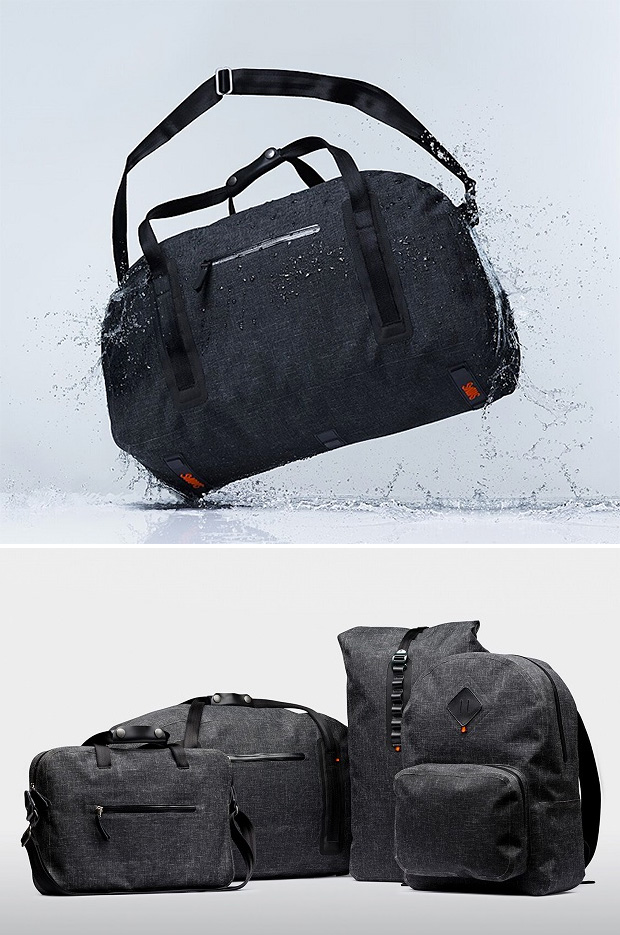 SWIMS Welded Luggage Series at werd.com
