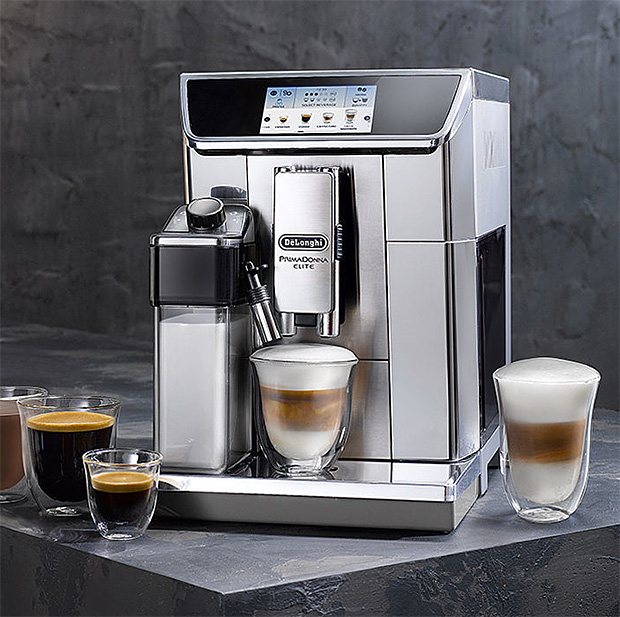 De'Longhi PrimaDonna Elite at werd.com