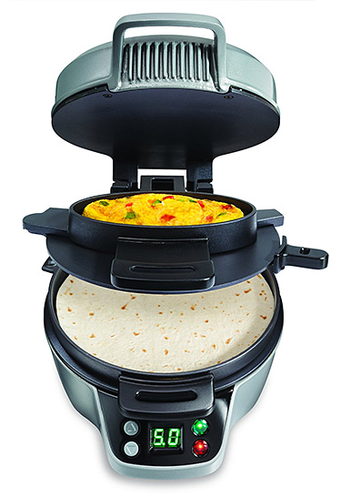 Hamilton Beach Breakfast Burrito Maker at werd.com