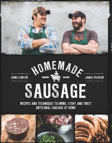 Homemade Sausage: Recipes and Techniques at werd.com