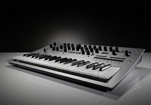 KORG Minilogue at werd.com