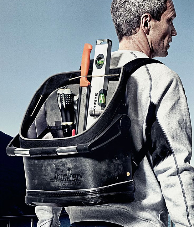 Snickers Flexi Tool Backpack at werd.com