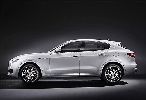 2017 Maserati Levante at werd.com
