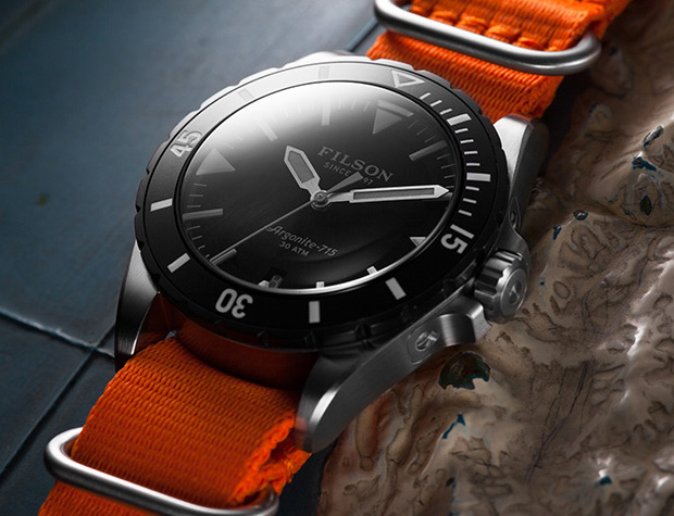 Filson Dutch Harbor Watches at werd.com