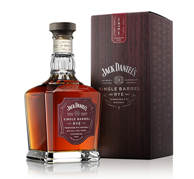 Jack Daniel's Single Barrel Rye at werd.com