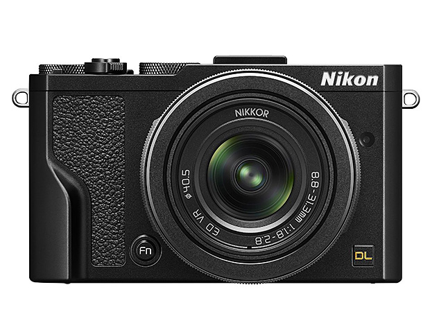 Nikon DL Premium Compact Camera at werd.com