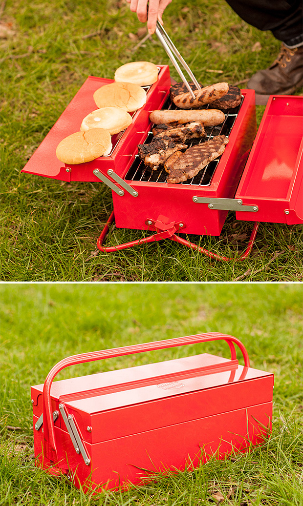 BBQ Toolbox at werd.com