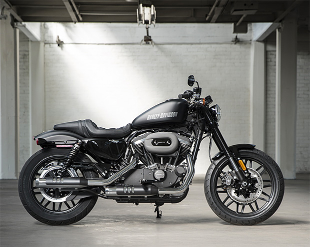 2016 Harley-Davidson Roadster at werd.com
