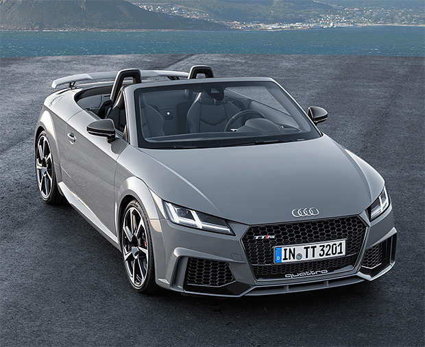 2017 Audi TT RS at werd.com