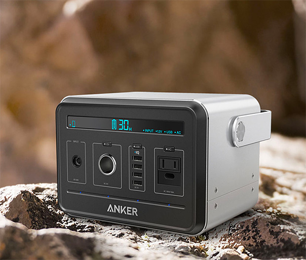 Anker PowerHouse at werd.com