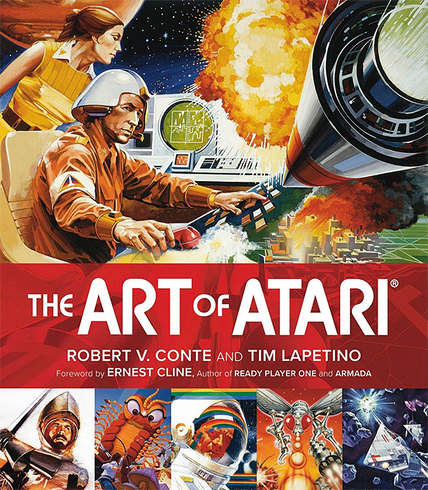 Art of Atari at werd.com