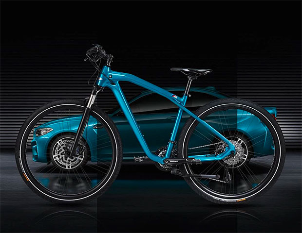 BMW Cruise M Bike Limited Edition at werd.com