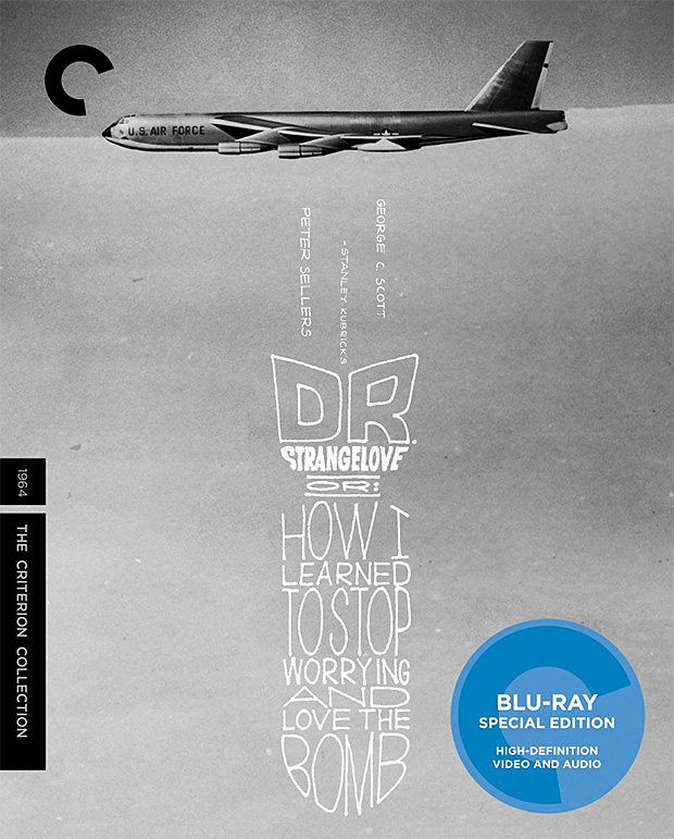 Dr. Strangelove – The Criterion Collection at werd.com