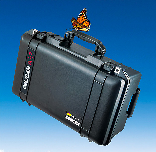 Pelican Air Case at werd.com
