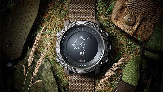Suunto Traverse Alpha at werd.com
