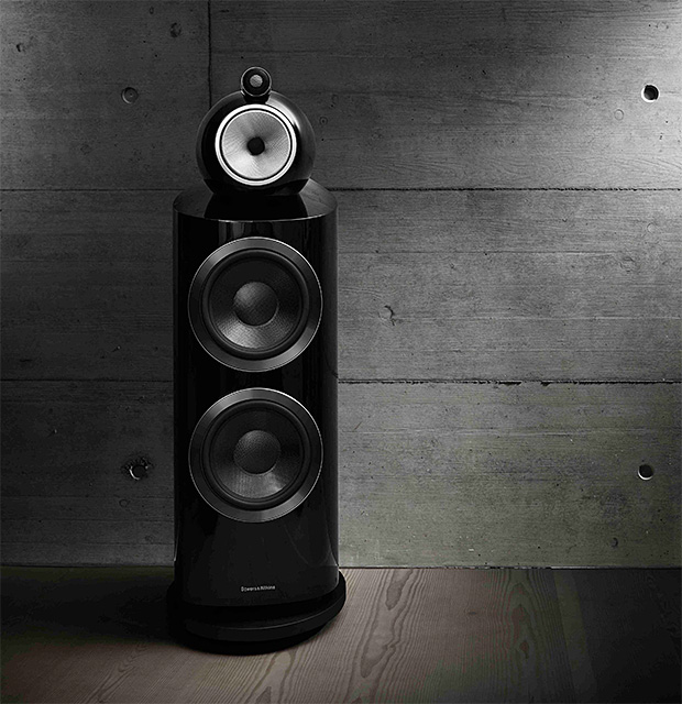 Bowers & Wilkins 800 D3 at werd.com