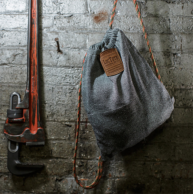 Flak Sack Theft-Proof Drawstring Backpack | werd.com