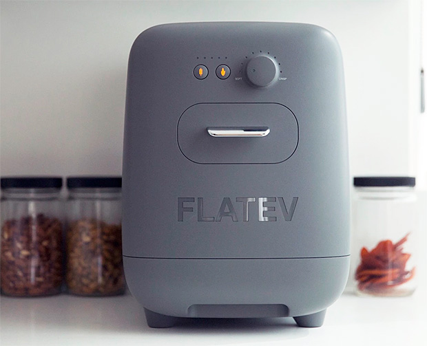 Flatev Tortilla Maker at werd.com