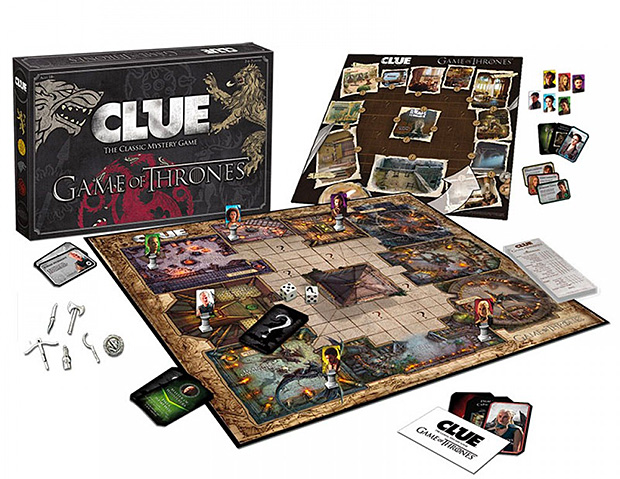 Game of Thrones Clue at werd.com