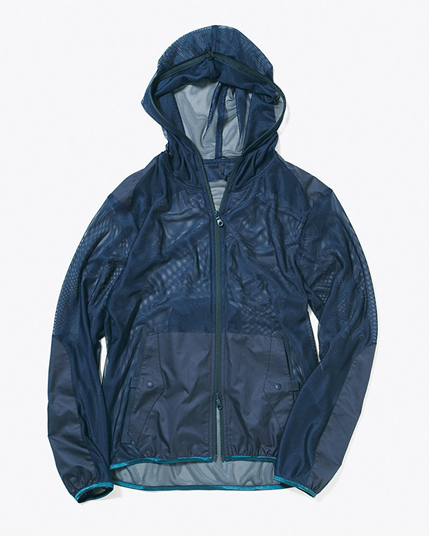 Insect Shield Parka by Snow Peak at werd.com