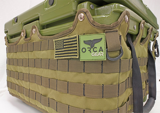 Orca Cooler Molle Wrap at werd.com
