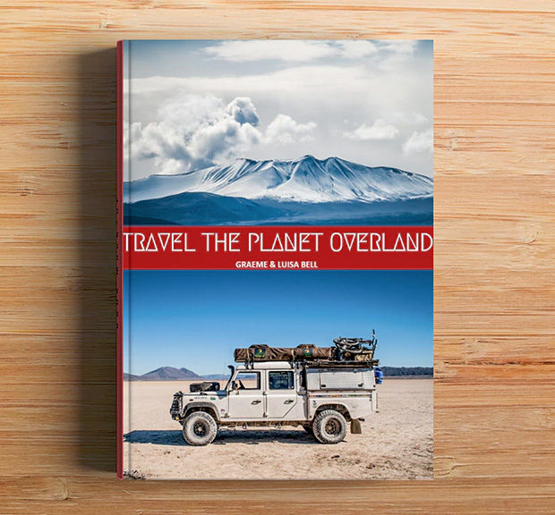 Travel The Planet Overland at werd.com