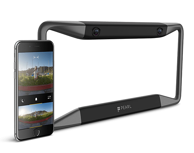 Pearl RearVision Backup Camera at werd.com