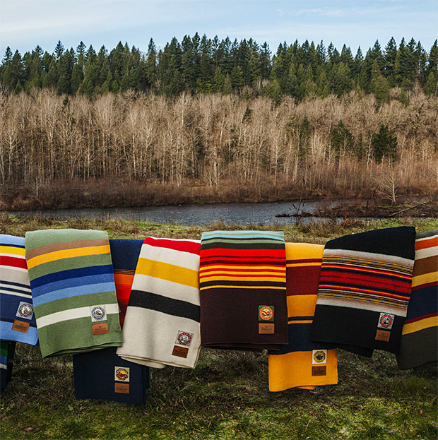 Pendleton National Park Collection Blankets at werd.com